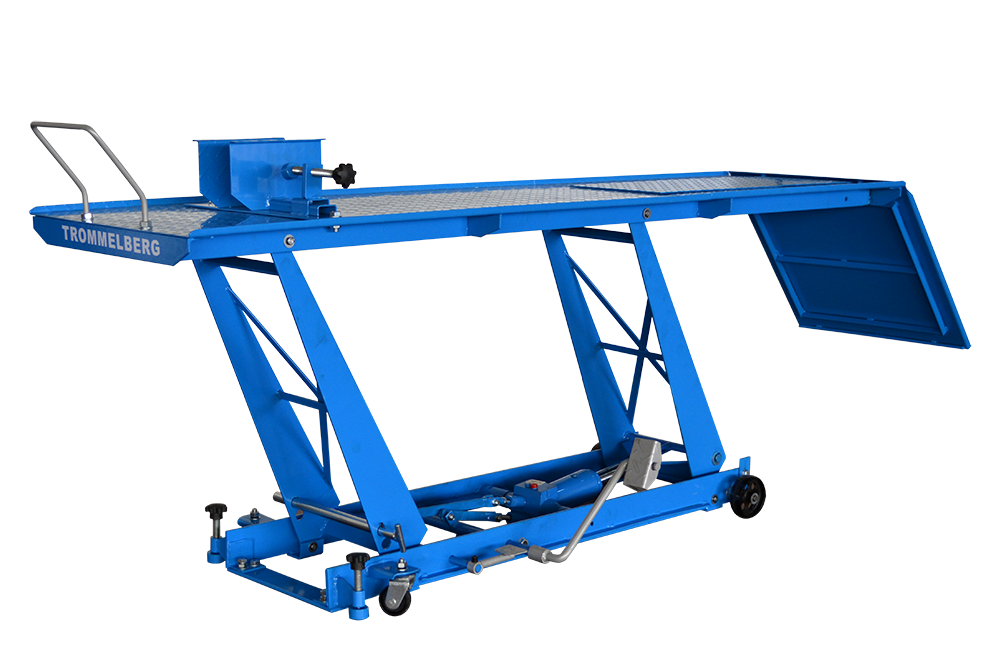 Hydraulic Scissor Lift for Motorcycles