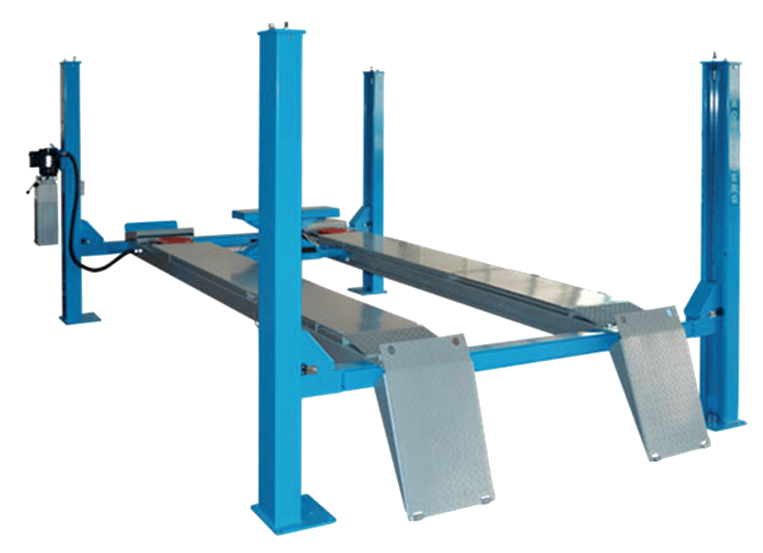 Four Post Lift >> 4 Ton Four Post Lift For Wheel Alignment Tst440a
