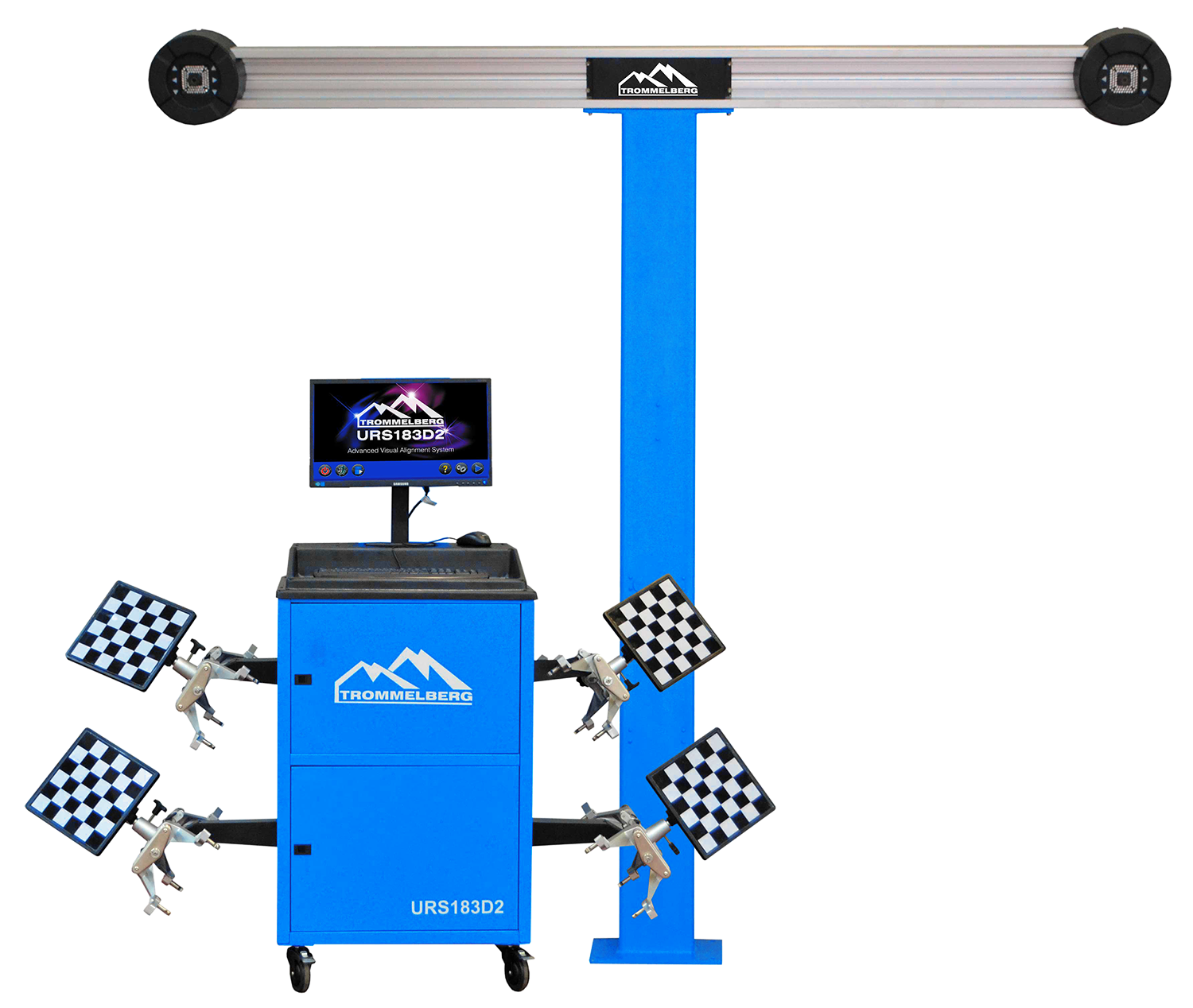 3 D Wheel Alignment System