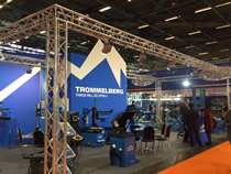 Trommelberg at Ruotando Show in Italy